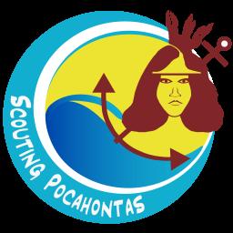 Logo Scouting Pocahontas