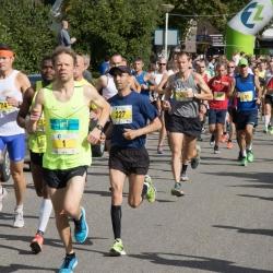 Start 21,1 km van Zorg en Zekerheid